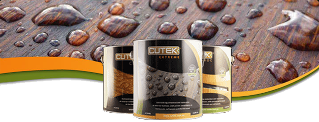 New Product Release Cutek World Best Wood Protection