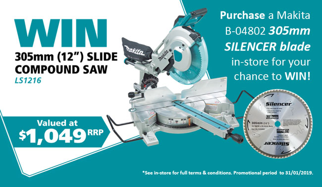 Makita Instore Promotion On Now