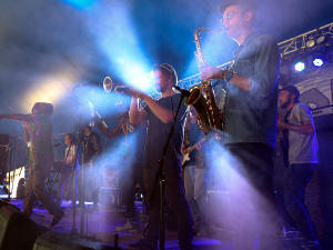 Moruya's Granite Town Music Festival